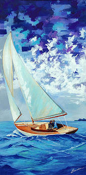 Sailing for Annie by Robert Busse