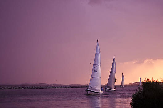Sailing From The Sun by Kelly Reber