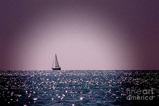 Sailing Home 2 by John Basford