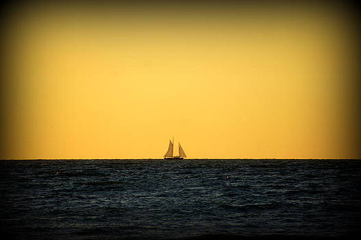 Laurie Perry - Sailing in Venice