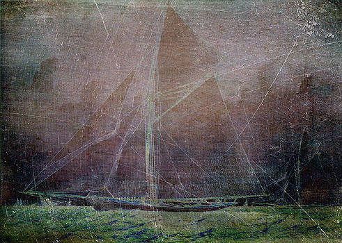 Sailing into Harbour by Sarah Vernon
