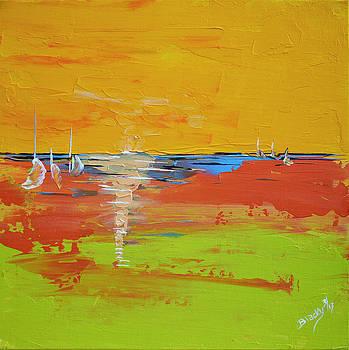 Donna Blackhall - Sailing Into Summer