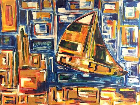 Sailing by John Maione Jr