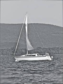 Sailing by Paul Schoenig