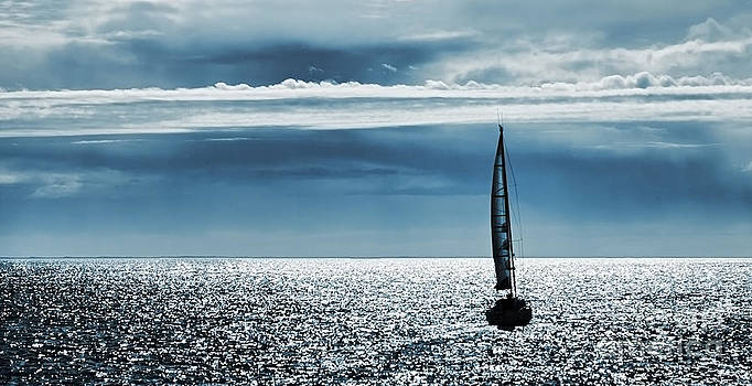 Sailing by Radu Razvan
