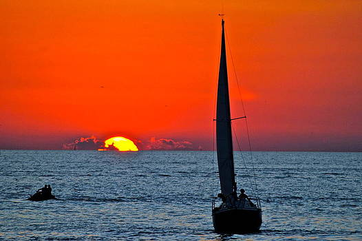 Frozen in Time Fine Art Photography - Sailing