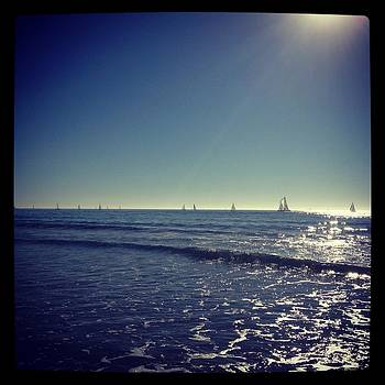 Sailing by Selia Hansen