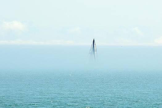 Sailing Through the Fog by Erin Britton