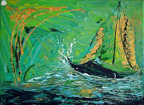 Donna Blackhall - Sailing Toward The Light