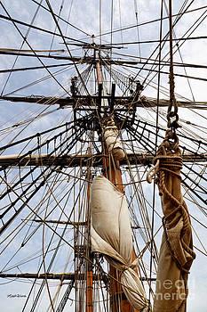 Michelle Wiarda - Sails Aboard the HMS Bounty