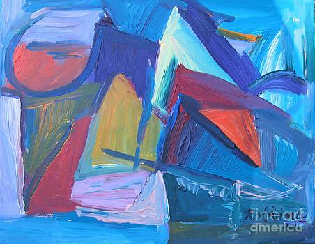 Sails by Marlene Robbins