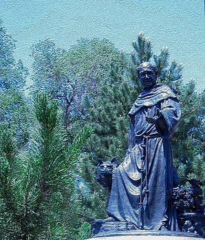 Saint Francis by Jeanne LeMieux