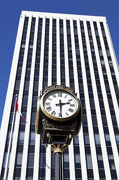 Ramunas Bruzas - Saint John Clock