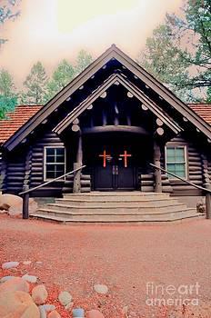 Saint Johns Church 2 by Kathleen Struckle