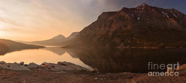 Charles Kozierok - Saint Mary Lake Tranquility