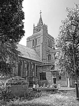 Saint Marys Church Buckhamshire by Marilyn Holkham