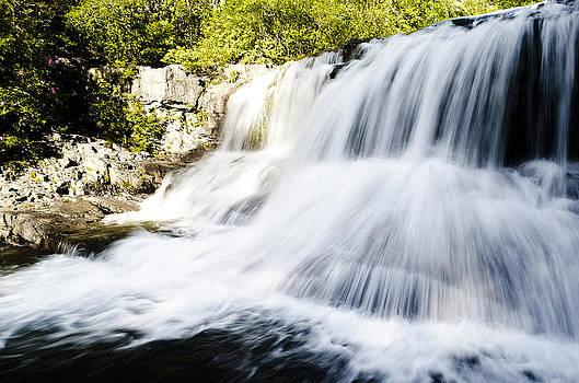 Saint Mary's Waterfall by Heather Grow