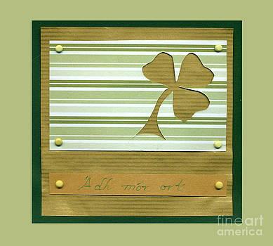 Ellen Miffitt - Saint Patricks Day Collage number 1