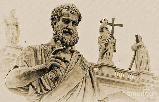 Saint Peter by Jaymes Williams