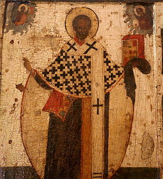 Saint Peter by Lal Rodawla