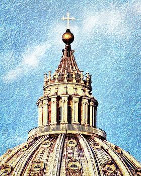 Saint Peters Dome by Joe Winkler