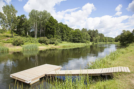 Ramunas Bruzas - Saint River