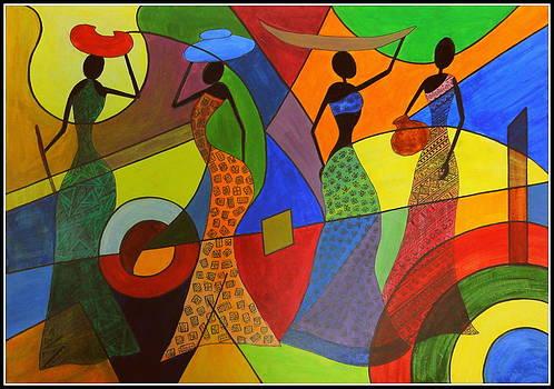 Sakhiyaan by Tanya Anurag