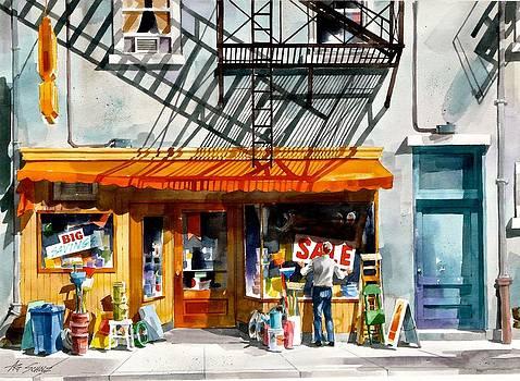 Sale by Art Scholz