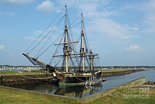 Gregory Dyer - Salem Clipper Ship