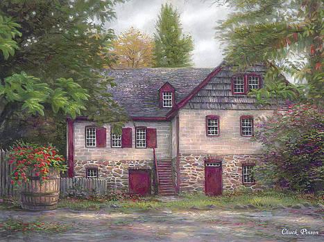 Salem House by Chuck Pinson