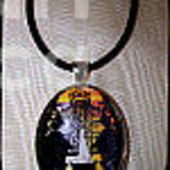 Salem Witch Locket by Nancy Michalak
