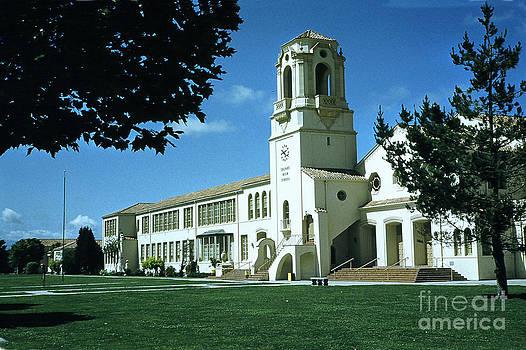 California Views Mr Pat Hathaway Archives - Salinas High School California  Circa 1955