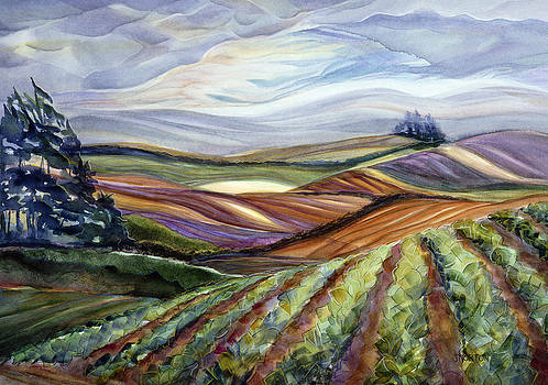 Salinas Tapestry by Jen Norton