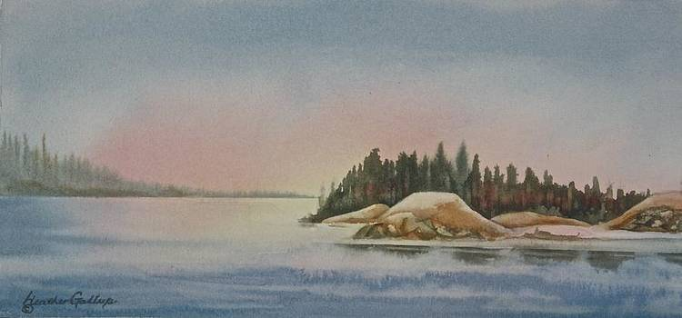 Salmon Point by Heather Gallup