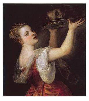 Titian - Salome