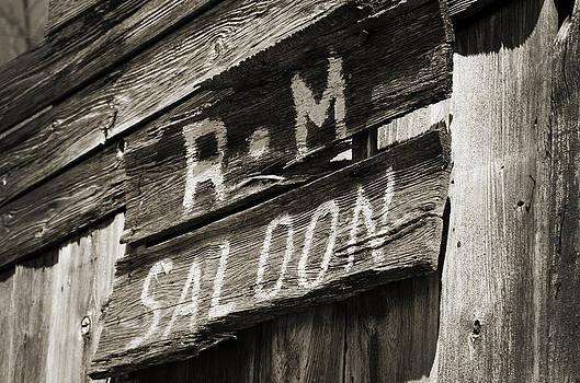 Ricky Barnard - Saloon
