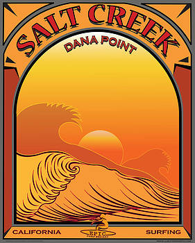 Larry Butterworth - Salt Creek Surfing Dana Point California