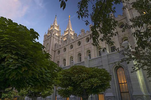 Dustin  LeFevre - Salt Lake City Temple