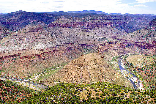 Douglas Taylor - SALT RIVER CANYON VIEW
