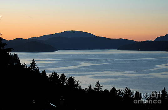 Saltspring Island by Brian Arnold