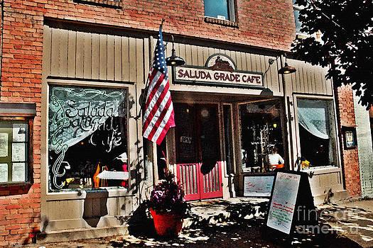 Jeff McJunkin - Saluda Grade Cafe IV Saluda NC