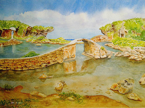 Saluglula Pools by Kathleen Rutten