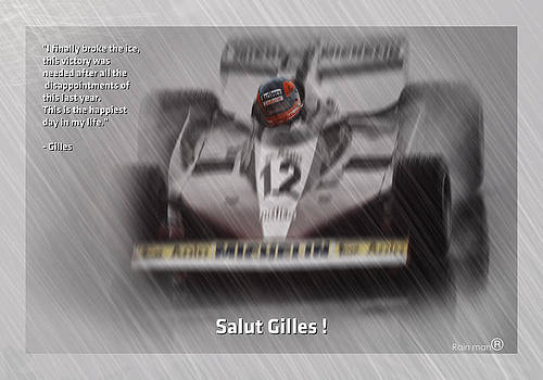 Salut Gilles by Stephane Trahan