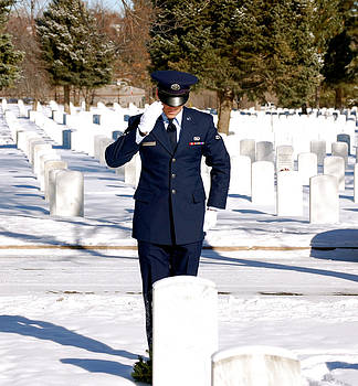 Salute by Sherlyn Morefield Gregg