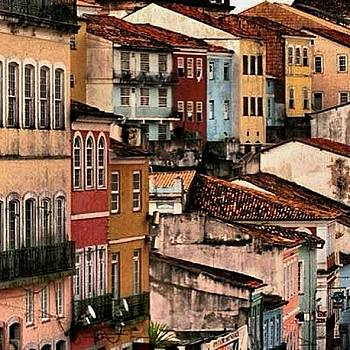 Salvador, Brasil by Matt Proehl