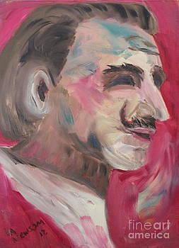Salvador Dali by Lee Ann Newsom