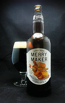 Sam Adams Merry Maker Gingerbread Stout by Kyle Vick