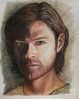 Sam Winchester by Christine Jepsen