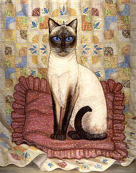 Linda Mears - Samantha Cat