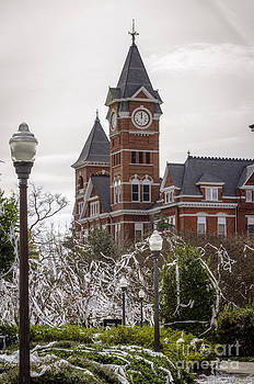 Samford Hall I by Victoria Lawrence
